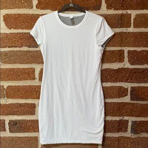 Athleta Destina Reversible Dress - Gray & White